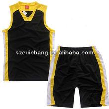 hot selling oem service basketball wear/suit