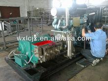 diesel fuel transfer pump triplex plunger pump