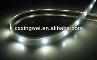CE&ROHS ISO900 Car Devoration 12v waterproof warm white wireless led strip light