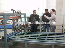 Fire-proof straw board/MgO board machine