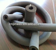 caliente de nitrilo elastomérico flexible de goma espuma de aislamiento de tuberías