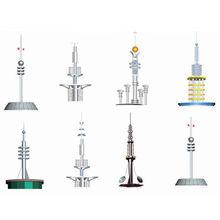 Factory direct custom processing hardware accessories Lightning rod
