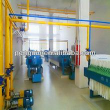sunflower oil wax separator machine plant