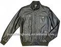2013 dos homens mais barato lavagem desbotada pu jaqueta de couro