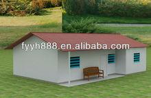 2015 Small cheap prefab house for sale