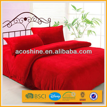 fitted coral bedspread queen size