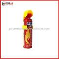 mini coche de espuma de extintor de incendios extintor de incendios domésticos 400ml