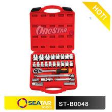 "1/2"" DR.26PCS Car Dent Repair Kit with Red Plastic Box of Star Tools Brand"