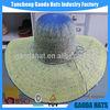 Wide brim straw sun hats,beach straw hat