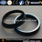Mechanical Face Seal For Wheel Bearing Axle