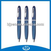 Small Bullet Twist Metal Ballpoint Pen