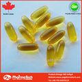 gmp fish oil omega 3 6 9 cápsula softgel oem