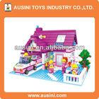 educational plastic building blocks toys for kids