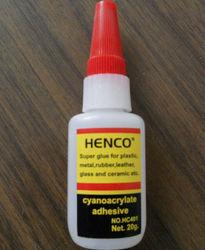 cyanoacrylate adhesive 401/super glue