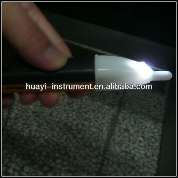 h2001 rivelatore di tensione senza contatto ac