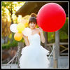 Made in China latex inflatable balloon decoration balloon