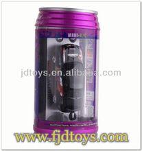 Hot sale 1:63 Coke Can Mini RC Model