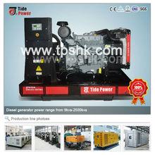 OEM Facotory Deutz diesel generator 500 kva