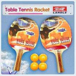 secure good quality table tennis bat