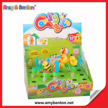 Most Popular Candy Toys Wind Up Animal Candy With Toys Candy