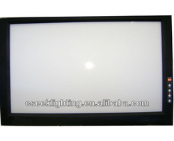 "two bay excellent ""FAS"" (Film Activated Switching) LED x-ray film viewers"