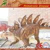 Dino park dinosaur with dinosaur king model