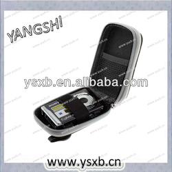 professional pu leather digital camera bag/case