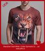 OEM Service design printing 3D t shirt