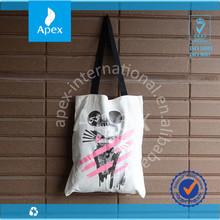 Custom Canvas Tote Woman Shoulder bag