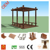 Landscape ecology wooden carport awning flower vine wood shed leisure park flower garden courtyard pergola