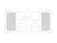 Electronic Metal Foil Resistance Strain Gauges GB-D Type