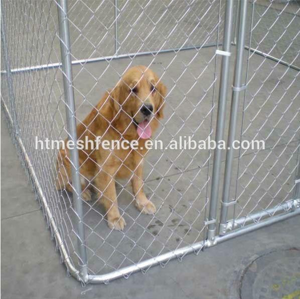 model metal dog kennels/ ANTI-CLIMB BAR SYSTEM DOG RUN PEN CAGE