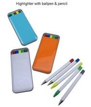 Best selling 5 in 1 Promotion Pen Set