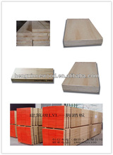 OSHA WATERPROOF LVL SCAFFOLDING PLANK BOARD FOR CONSTRUCTION