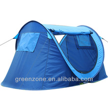 Camping Pop up Tent LYCT-039 blue Pass the EN7 test