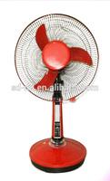 """16"""" Desktop Rechargeable Fan/solar fan"""