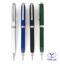 Good quality silm metal twist ballpoint pen for gift