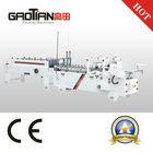Automatic high speed paper gluing machine