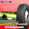 Cheap Radial truck tire from China tires factory