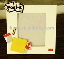 HOT! 3D photoframe with ABS backboards