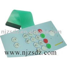 membrane keypad ( (embedded with LED)