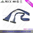 Wire Harness and LVDS Cable Assembly, OEM and ODM Orders
