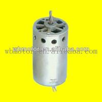 1800 115V High Speed Low Torque Air Pump DC Motor