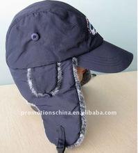 New style earflaps fur winter hat