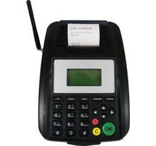Wireless printer with GPRS,GSM/GPRS Airtime Recharger & SMS Printer,PIN POS, Handheld GSM/GPRS wireless pos machine with printer