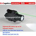 Zc- la óptica accesorios para la pistola de color rojo y verde de p