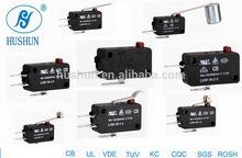 Auto -vending minchine micro switch exporter