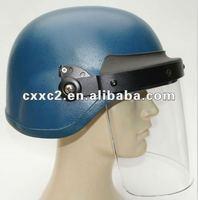 Bulletproof Helmet with 4mm Fixed Visor