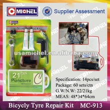 New Cycling Bicycle Tire Repair set Bike Tyre Tool Kits