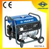 Yamaha type engine, 2KW gasoline generator with wheels and handle